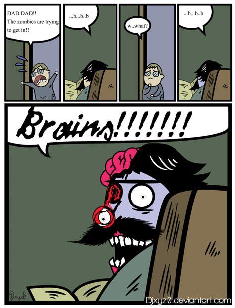 Stare Dad Meme - stare dad zombie by djxyz0 on deviantart