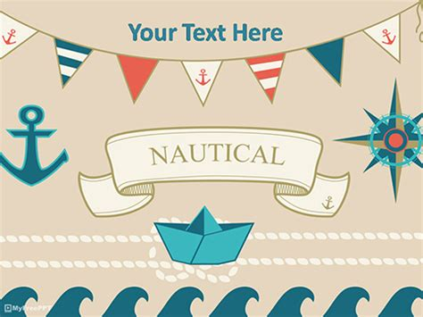 beaufiful nautical banner template pictures gt gt nautical