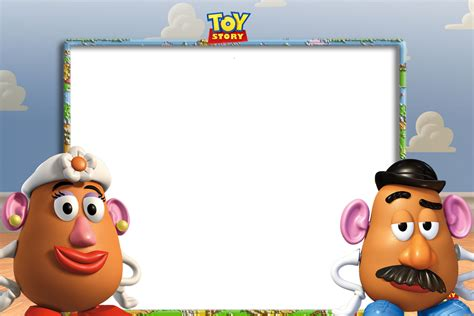imagenes infantiles toy story marcos para photoshop y algo mas toy story