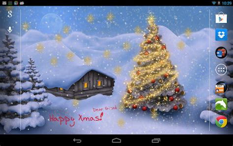 christmas wallpaper for kindle fire app christmas live wallpaper apk for kindle fire