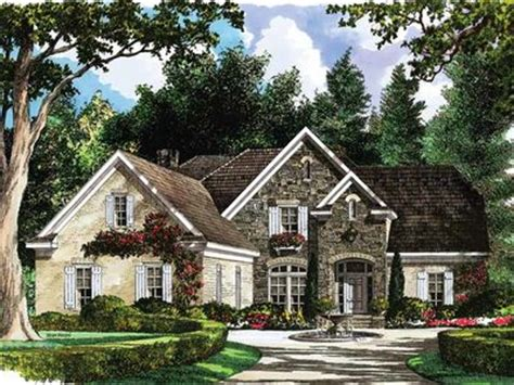 European Country Cottages European Country Cottage Plan 5482lk Architectural