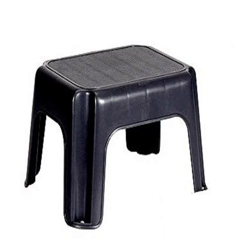Rubbermaid Step Stool by Rubbermaid Small Step Stool Black