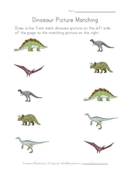 free printable preschool dinosaur activities http www allkidsnetwork com worksheets dinosaurs images