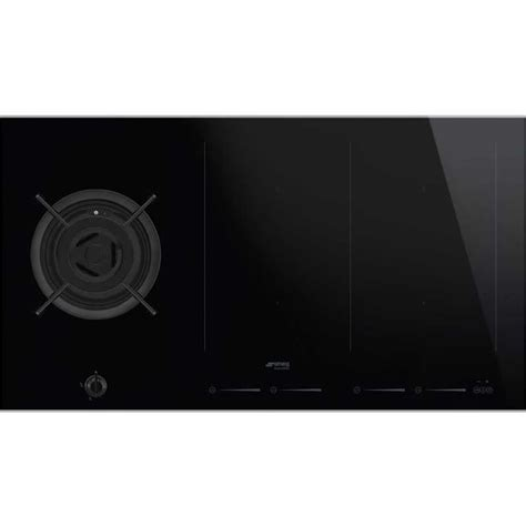 black ceramic induction hob smeg pm6912wldx gas induction hob dolce stil novo black ceramic gla