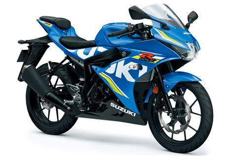 Win A Suzuki Win A Suzuki Gsx R125 And Ignis Visordown