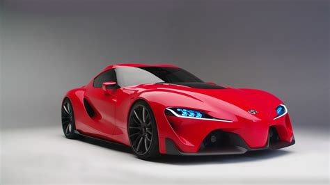toyota ft concept wallpaper hd car wallpapers id