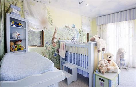baby blue room nurturing nursery room designs top eight things for your baby