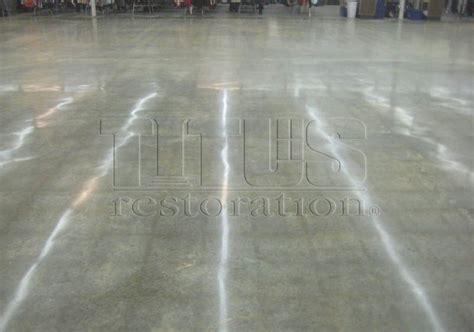 Understainding Polished Concrete Disadvantages  Titus