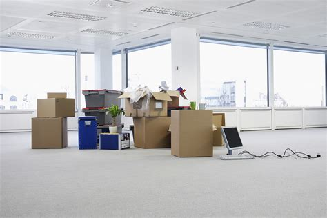office removals and relocation packing service and