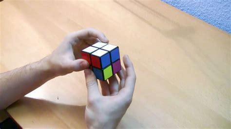 tutorial resolver cubo rubik 4x4 parte 1 resolver el cubo de rubik 2x2 youtube