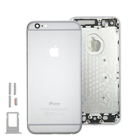 Back Iphone 6 Plus apple iphone 6 plus back housing battery cover replacement