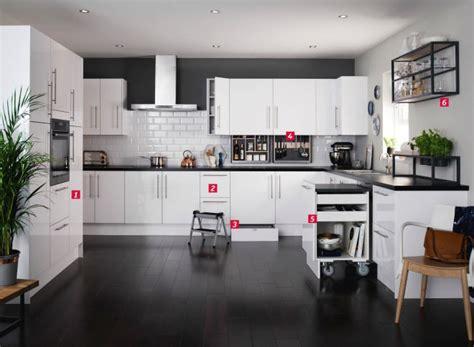 glasfront küche design k 252 chenschrank h 228 ngend