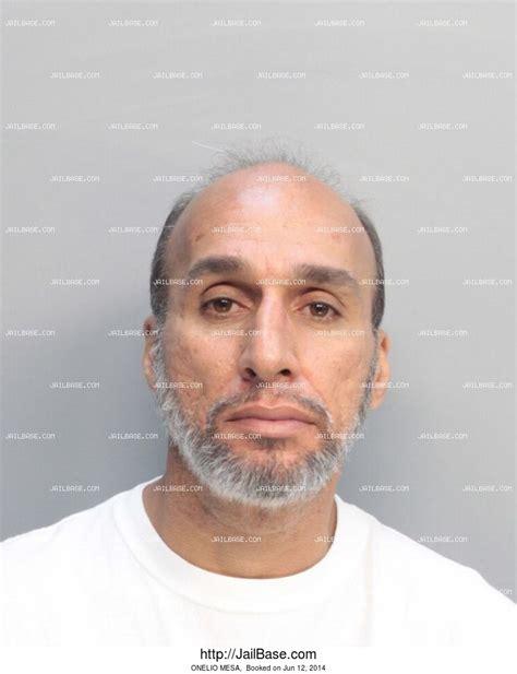 Mesa County Arrest Records Onelio Mesa Arrest History