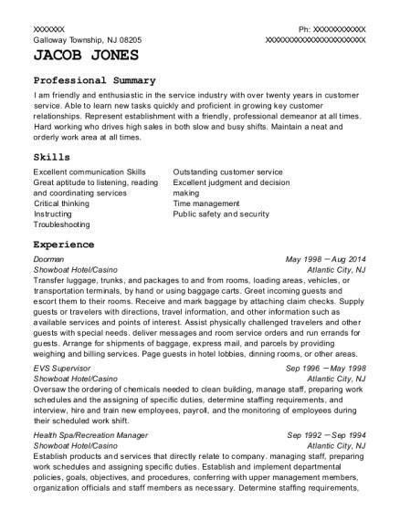 doorman resume sle doorman resume gallery exle resume ideas