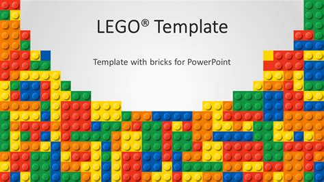 Theme Powerpoint Lego | lego powerpoint template