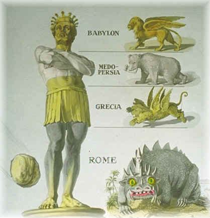 el reino de hierro 8490608091 los pies de hierro y barro de la imagen de nabucodonosor el reino de dios y el preterismo el