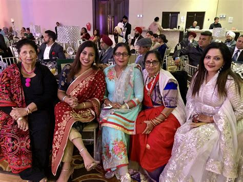 mp ruby sahota celebrates diwali   annual dhoom gala