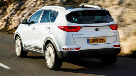 Kia Sportage 2 Review Kia Sportage Edition 2 0 Crdi 2016 Review By Car