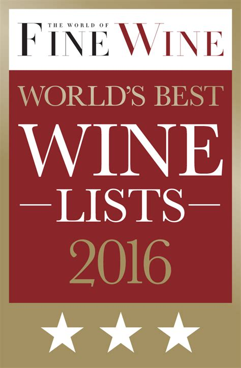 list of the best wine list of the yeatman among the best in the world