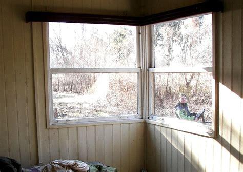 Veranda Mit Fenster gartenhaus mit alter veranda mit fenster zumauschieben