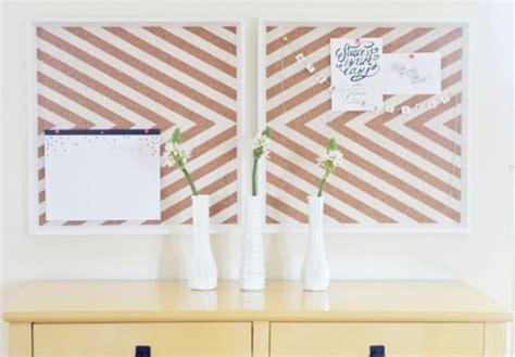 Blumen Wand Selber Machen by Pinnwand Selber Machen Wanddeko Und Hilfsmittel F 252 R Die