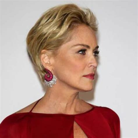 elegant short hairstyles for women over 60 that take off years 50 super chic short haircuts for women hair motive hair