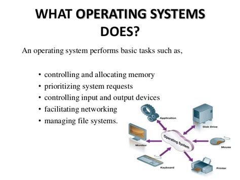 What Work Does An Mba Do by Operating System