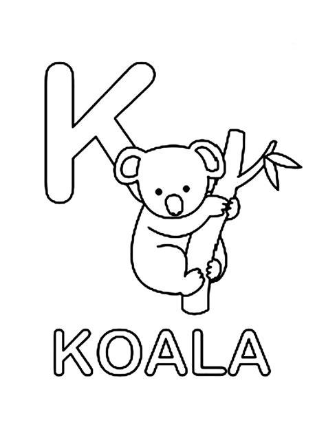 malvorlagen fur kinder ausmalbilder koala kostenlos 2 6 konabeun
