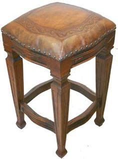 Hacienda Style Bar Stools by 1000 Images About Hacienda Bar On Tooled
