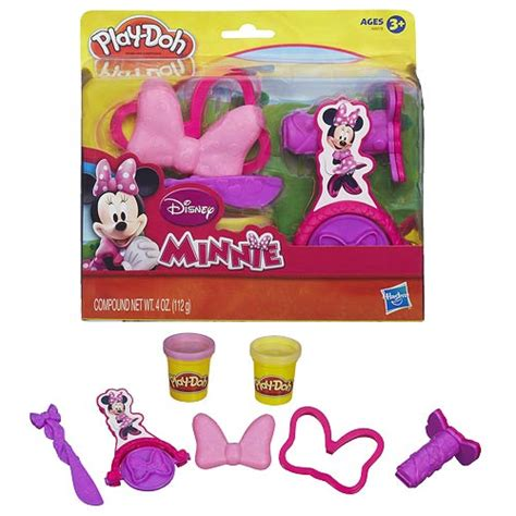 Play Doh Minnie Mouse Boutique Set Featuring Minnie Mouse play doh minnie mouse boutique set hasbro disney creative toys at entertainment earth