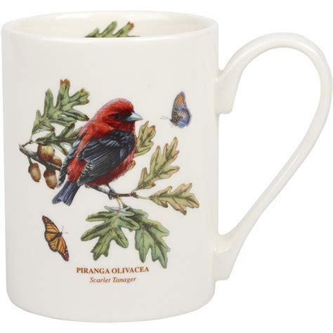 portmeirion botanic garden coffee mug portmeirion botanic garden coffee mug scarlet tanager