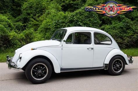 Restored Volkswagen For Sale by 1967 Vw Beetle Classic Fully Restored For Sale