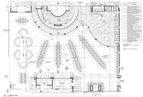 casino floor plans casino renovation planning phase by i 5 design