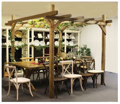 Wedding Arbor For Rent by Wedding Pergola Rentals Wood Arbor Rentals For Weddings