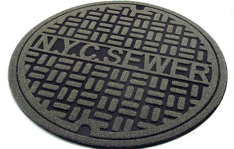 Buy Mat Nyc by New York Manhole Cover Door Mat Review Compare Prices