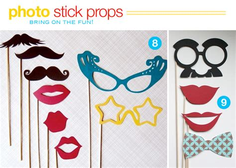 diy photo booth props templates photo booth prop templates free search results