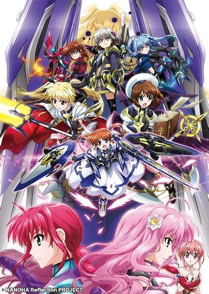 V Anime Rocks Evolution by 魔法少女リリカルなのは Reflection 大ヒットスタート アニメイトタイムズ