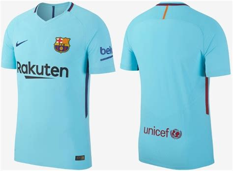 barcelona jersey 2018 barcelona jersey 2017 2018 16 17 home away and third kits