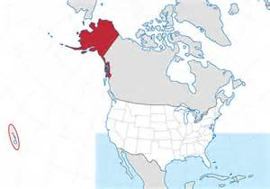 map  united states including alaska