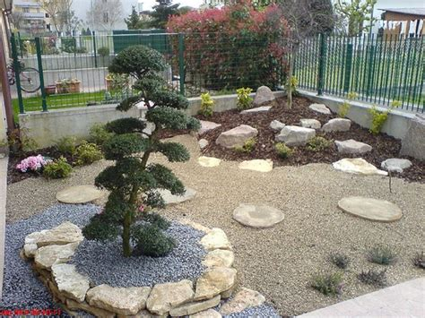 River Rock Landscaping Ideas Front Yard Design Front Yards Front Yard Rock Garden