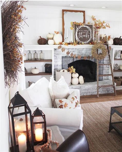 fall mantle styling guide   dotted bow