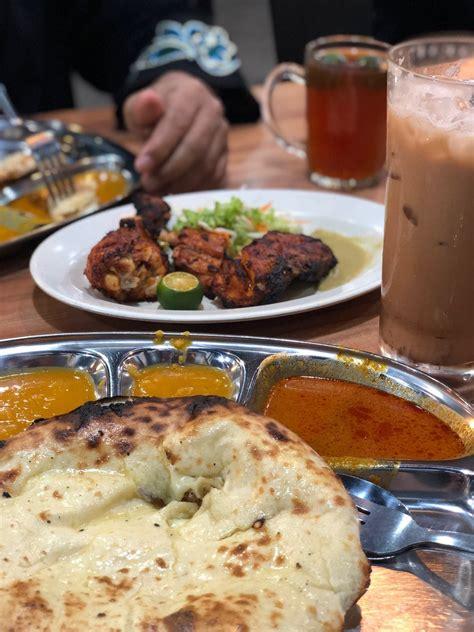naan cheese tarik habis  ehsans shah alam terbaik