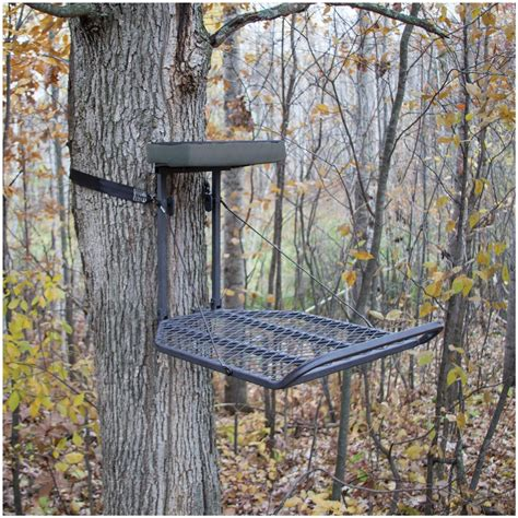 classic tree stands photos rivers edge big foot xl classic hang on tree stand 667264 hang on tree stands at sportsman s