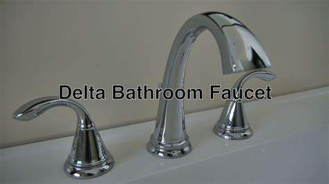 Different Types Of Bathroom Faucets