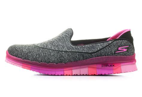 Skhecers Go Flex Flat For skechers slip on go flex walk 14010 bkhp shop for sneakers shoes and boots