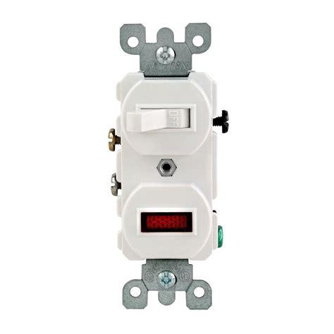 leviton 3 appliance cord switch white r52 05410 00w