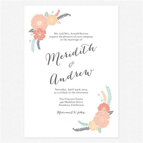 Casual Wedding Attire Wording by Wedding Invitation Wording Sles Wedding Inspiration