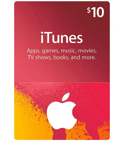 Where To Buy 10 Itunes Gift Cards - itunes gift card 10 us email delivery mygiftcardsupply