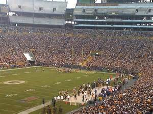 lambeau field section 110 lambeau field section 108 row 51 home of green bay packers