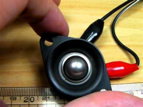 Piezo Hl004 Speaker Mini test sony piezo speaker unit 14mm dome tweeter
